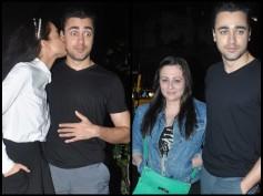 Kangana Ranaut Kisses Imran Khan In Public(Pics): Wife Avantika Shocked?