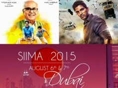 SIIMA Awards 2015 Nominations List Of Telugu Movies