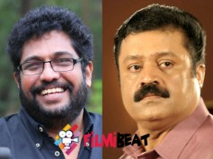 Suresh Gopi And Shaji Kailas For 'The State'