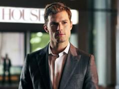 Happy Birthday Christian Grey! Inside  EL James' 'Grey'