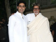 Case Against Senior & Junior Bachchan For Insulting The Tricolour