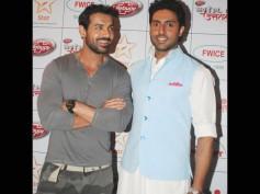OMG: Abhishek Bachchan Makes Fun Of John Abraham