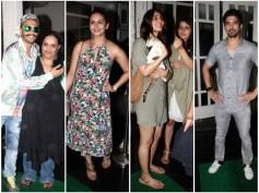 Ranveer Singh, Huma Qureshi & Celebs Party On Weekend (Pics)