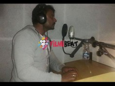 Dubbing Work Starts For Darshan's Most Expected Movie 'Airavata'!