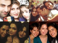 Pictures: 15 Best Selfies Of Bollywood Stars With Their Siblings