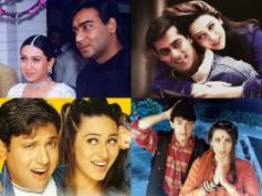 Karisma Kapoor's 7 Best Heroes In Bollywood