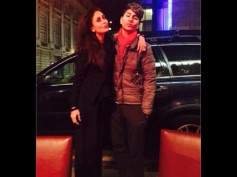 Picture: Kareena Kapoor Spotted Partying With Saif's Son Ibrahim Ali Khan In London