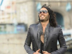 Russell Brand Visits India Again Years After Marrying Katy Perry