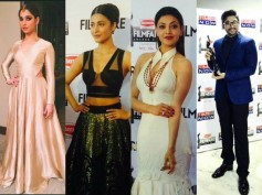 RED CARPET: Celebs At Filmfare Awards South 2014