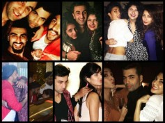 Ranveer Singh, Ranbir & Katrina Bond At Arjun's Party: Inside Pics