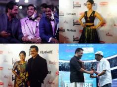 62nd Filmfare Awards (Tamil): 'Madras' Overtakes 'Kaththi'!