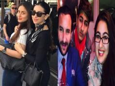 Pictures: Kareena, Saif, Ibrahim, Sara, Karisma Holidaying In London