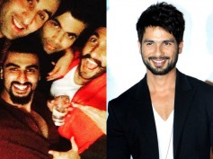 When Bollywood Actors Gossiped About Shahid Kapoor's Wedding At Arjun's Birthday Party
