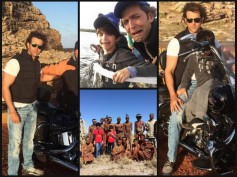 Pics Of Hrithik Roshan Holidaying With Sons In South Africa