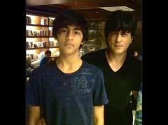 When Aryan Khan Had An Argument With Dad Shahrukh Khan