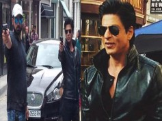 Dilwale Latest Pix: Shahrukh Khan Looks Hot While Shooting For An Action Sequence