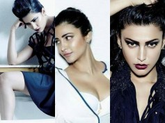 NOT TO MISS: Shruti Haasan Hot Photo Shoot For FHM