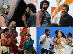 NOT TO MISS: Unseen Candid Pictures From Baahubali Making