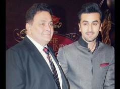 Strange!  Ranbir Kapoor Has Never Agreed With Rishi Kapoor, On Anything!