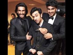 Ranbir Kapoor Miffed With Ranveer Singh And Arjun Kapoor