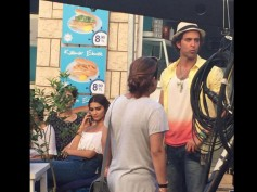 View Pics: Hrithik Roshan-Sonam Kapoor Spotted In Turkey, Shooting For Dheere Dheere