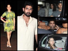 Baahubali Special Screening: Bollywood Celebs Rushed To Watch The Film