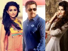 Oops! Salman Khan Kicks Out Parineeti Chopra, For Jacqueline Fernandez