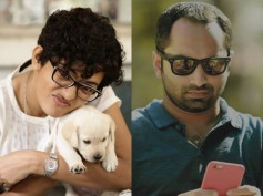 Fahadh Faasil And Parvathy In 'Virgin'