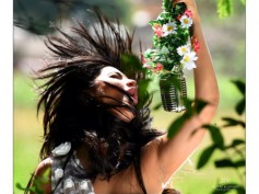 PHOTOS: Shruti Haasan Clicked By Thala Ajith In Italy!