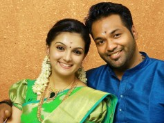 Wedding Bells For Saranya Mohan