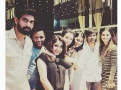 OH FRESH! Trisha And Rana Daggubati Spotted Partying Together