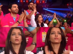 Aishwarya Rai Bachchan At Pro Kabbadi League, Cheers Abhishek Even In Sickness!