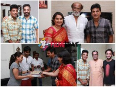 FRESH NEWS: Shivarajkumar Invites Rajinikanth, Kamal Hassan & Dhanush For Daughter's Wedding!