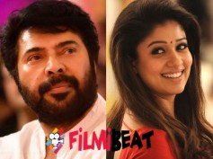 Mammootty And Nayantara To Play A Married Couple