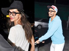 Ranveer Singh Waited For Three Hours At The Airport For Deepika Padukone