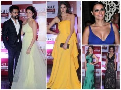 Pics: Virat Kohli, Anushka Sharma & Celebs Who Rocked Vogue Beauty Awards