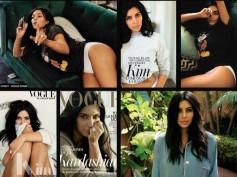 Kim Kardashian Shares No Makeup & No Filter Pics From Vogue Spain Shoot