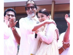 Amitabh Bachchan To Star With Aishwarya Rai In Omung's Sarabjit Biopic
