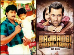 Shocking! Salman Khan's Bajrangi Bhaijaan Story Inspired From Chiranjeevi's Film