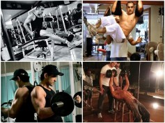 Drool Over These Pics Of 30 Bollywood Actors Working Out In Gym