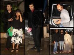 Pics: Shahid Kapoor Throws A House Party For The Biggies Of Bollywood