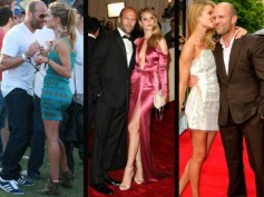 Happy Birthday Jason Statham: PDA Pics With Rosie Huntington-Whiteley