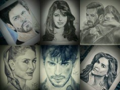 WOW! These Spectacular Sketches Of Bollywood Celebs Will Blow Your Mind!