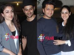 Bollywood Celebs Attend Kareena Kapoor's Party!