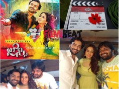 Pawan Wadeyar's 'Jessie' Completes First Shooting Schedule!