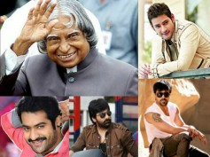 Tollywood Celebrities Mourn The Demise Of APJ Abdul Kalam