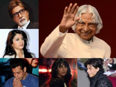 Bollywood Remembers Their Moments With APJ Abdul Kalam, Bids Their Last 'Salaam'