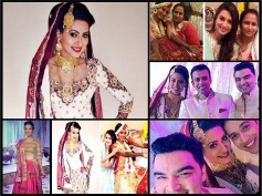 Wedding Photos: Gauhar Khan's Sister Nigaar Married Abu Dhabi Based Businessman!