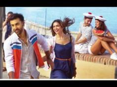 Tamasha First Look Revealed: Ranbir-Deepika Get Playfully Romantic