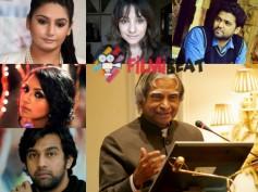 Sandalwood Celebrities Mourn Dr. APJ Abdul Kalam's Sudden Demise!
